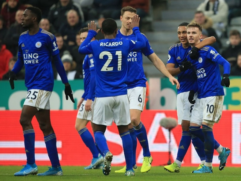 Newcastle vs Leicester: Leicester Beat Newcastle To Claim 7th Away Premier League Win This Season