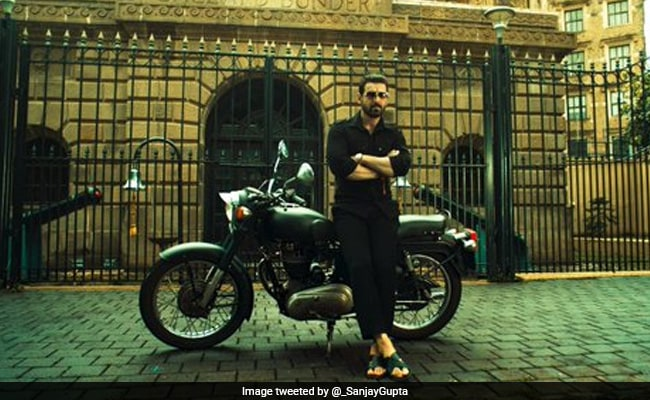 Mumbai Saga Second Look: John Abraham's Swag Is Off The Charts