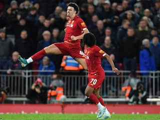 FA Cup: Liverpool Sink Everton, Chelsea Thrash Nottingham Forest 2-0