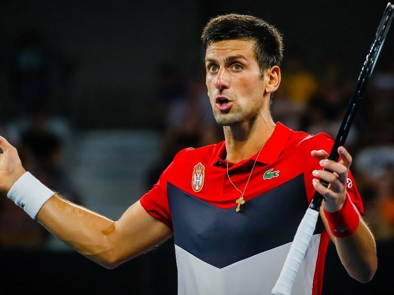 """Have To Consider"" Delaying Australian Open Amid Bushfires: Novak Djokovic"