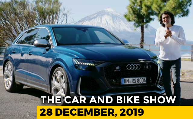 Video: Audi Q8 And Audi RS Q8- Exclusive Review Across Two Continents
