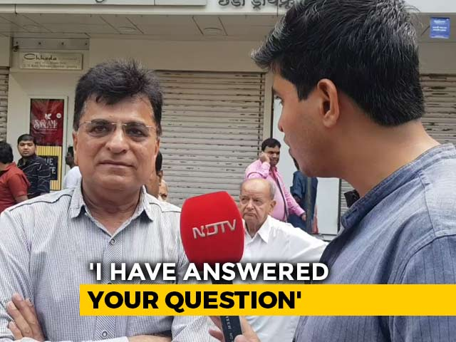 Video: Watch: BJP's Kirit Somaiya's 27 'Answers' On CAA Event At School Are Viral