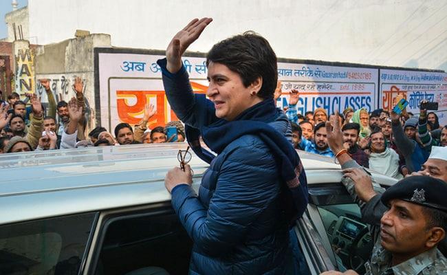 UP Boatman Surprised By Priyanka Gandhi Vadra's Gesture