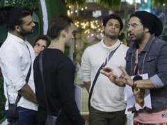 <i>Bigg Boss 13</i> Written Update January 8, 2020: Paras Chhabra, Mahira Sharma And Asim Riaz Interrupt Captaincy Task, Get Punished