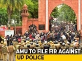 Video : Month After Crackdown, AMU To File Police Complaint Against Cops