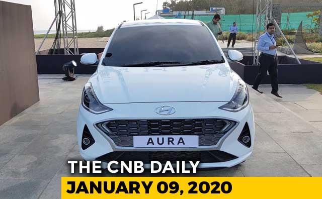 Video : Hyundai Aura Launch, Indian Challenger, Mercedes EQ Brand