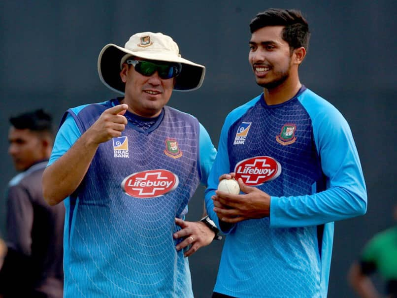 Bangladesh Not Thinking About Security Concerns, Focus Only On Performing, Says Coach Russell Domingo