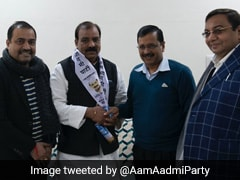 Congress's Jagdish Yadav Joins AAP Ahead Of Delhi Elections