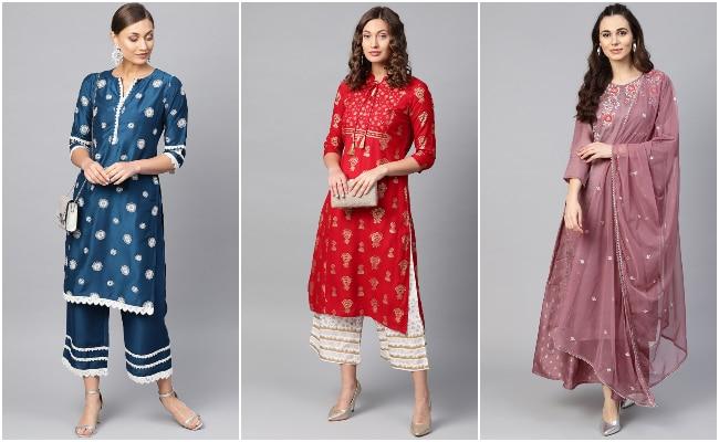 Lohri 2020 10 Trendy Salwar Suits To Look Your Ethnic Best
