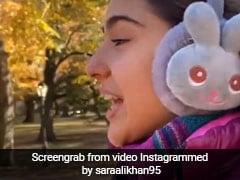 Sara Ali Khan Video: सारा अली खान ने फिर मचाई इंटरनेट पर धूम, शेयर किया नए अंदाज वाला वीडियो