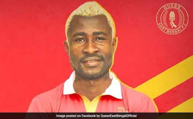 East Bengal Signed Ansumana Kromah For I League 2019-20