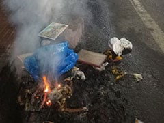 """""""Nose Getting Blocked"""": Severe Pollution In Chennai After Bogi Festival"""