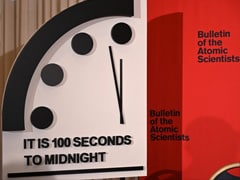 Closer Than Ever: 'Doomsday Clock' Now 100 Seconds From Midnight