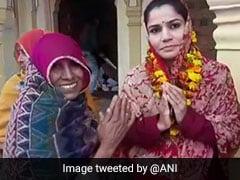 पाकिस्तान से आईं नीता भारत में लड़ रहीं हैं पंचायत चुनाव, 4 महीने पहले ही मिली नागरिकता