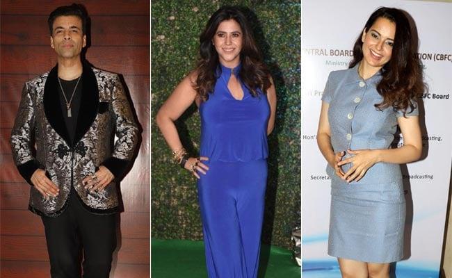Padma Shri For Karan Johar, Kangana Ranaut And Ekta Kapoor: Congratulations From Anil Kapoor, Kajol, Twinkle Khanna And Others