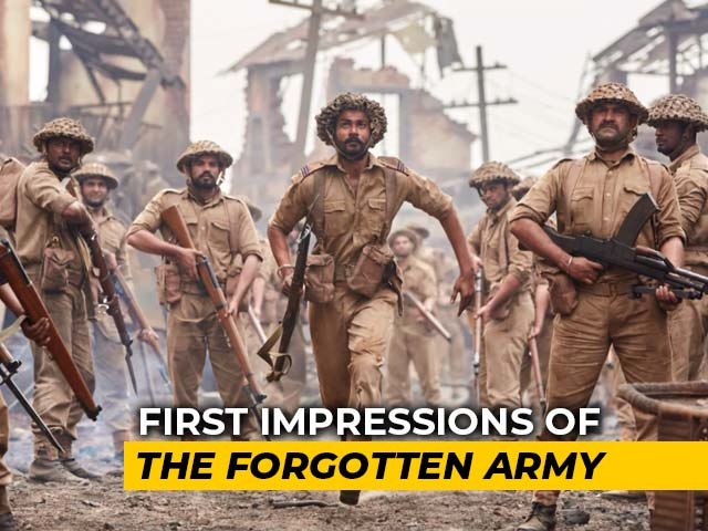 Show Review: The Forgotten Army