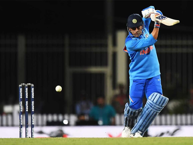 MS Dhoni Dropped From BCCIs List Of Centrally Contracted Players
