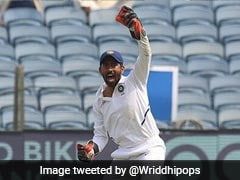 New Zealand vs India: Wriddhiman Saha Asked To Skip Bengal