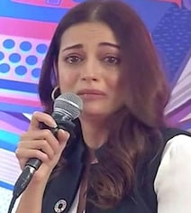 'Desi Greta Thunberg': Actor Dia Mirza Trolled For Breaking Down At Event