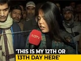 Video: 'I Am Here Against CAA And NRC': Protesting Women At Shaheen Bagh