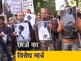 Videos : JNU में गुंडों के हमले के खिलाफ मार्च