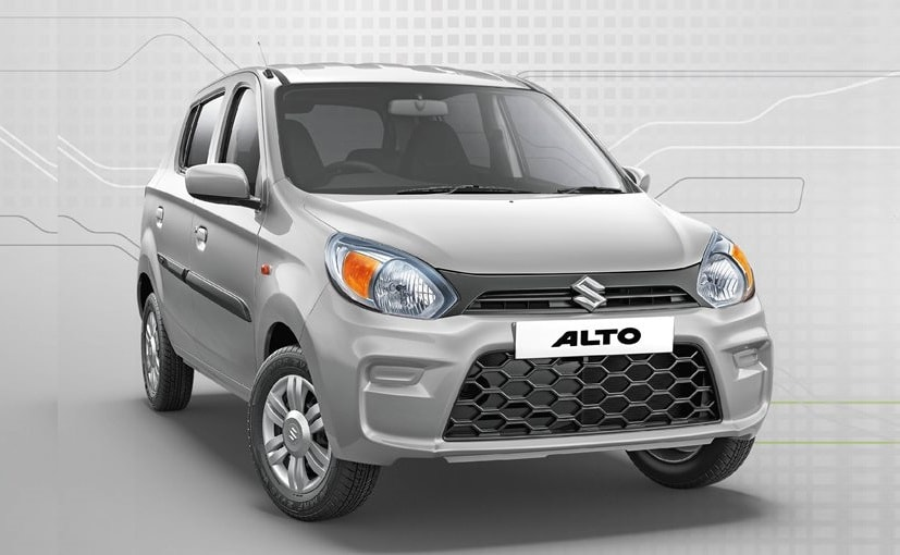 Maruti Suzuki launched the BS6 compliant Alto in India in 2019