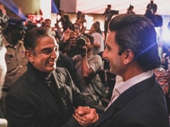 'What An Honour': Ranveer Singh On Meeting Kamal Haasan