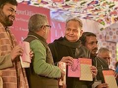 Jaipur Lit Fest For Both <I>'Mann Ki Baat'</I> And <I>'Kaam Ki Baat'</I>: Ashok Gehlot