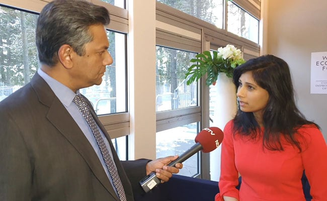 IMF To Track India Protests, Assessment In April: Gita Gopinath To NDTV