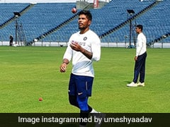 Umesh Yadav Criticises BCCI