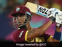Lendl Simmons Slams Unbeaten 91 As West Indies Thrash Ireland To Level T20I Series