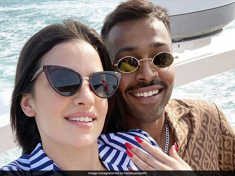 Hardik Pandya Announces Engagement To Natasa Stankovic. Watch