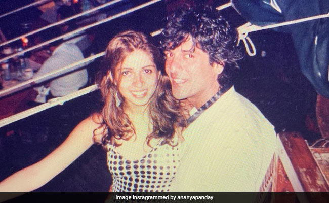 Ananya Panday's Anniversary Wish For Chunky And Bhavana Panday Came In The Form Of A Throwback Pic