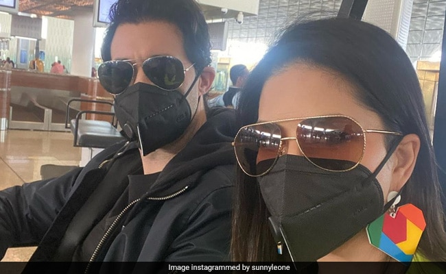'Safe Is The New Cool,' Writes Sunny Leone In Post On Coronavirus