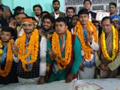 Congress Wins All 4 Seats In Students' Union Elections In Varanasi
