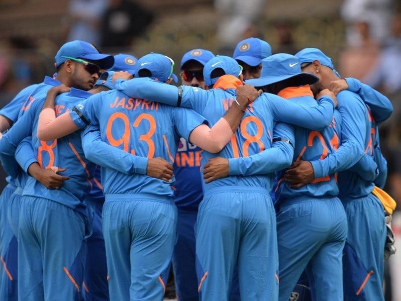 Indian Players Wear Black Armbands In 3rd ODI To Pay Tripute To Bapu Nadkarni