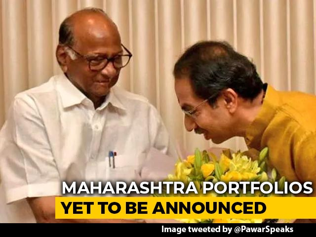 Video : Sharad Pawar's Party Wins Big In Portfolios, Home Ministry Likely Too