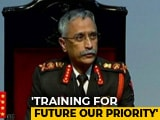 """Video : """"Justice, Liberty, Equality"""": Army Chief Quotes Preamble To Constitution"""