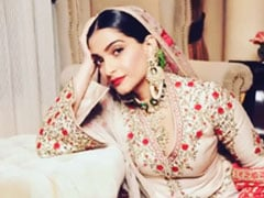 When Sonam Kapoor Channelled Her Inner Anarkali In London