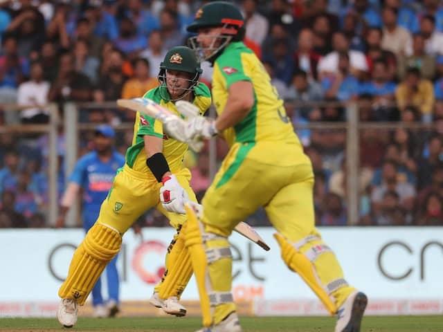 India vs Australia 1st ODI Live Score, IND vs AUS Live Match Updates