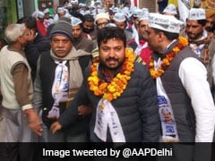 Delhi Elections 2020: AAP Leader Promises To Build Hospital, School In BJP Stronghold