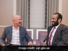 Saudi Crown Prince Met Bezos For Dinner, Then WhatsApped Spyware: Report