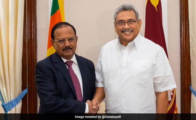 Ajit Doval Meets Lanka President, Promises $50 Million Help From India