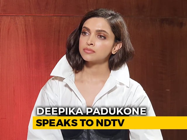 'Knew I Was Doing Chhapaak Minutes Into The Narration': Deepika Padukone