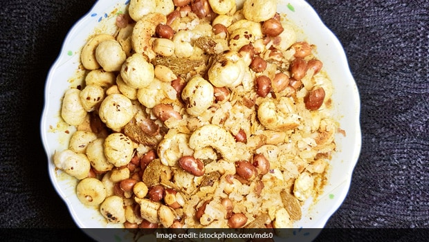 Spicy Makhana Bhel: Make Your Fast Special With The Spicy Bhel Of Makhana- Here Is The Recipe
