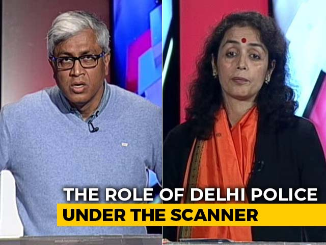 Video : Role of Delhi Police Under Scanner Days After JNU Violence