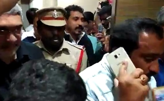 'Peak Dictatorship': Bhim Army Chief Expelled From Hyderabad Over Protest