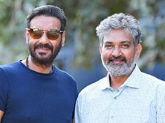 <i>RRR</I>: Ajay Devgn Begins Shooting For SS Rajamouli's Film, Co-Starring Alia Bhatt, Ram Charan And Jr NTR