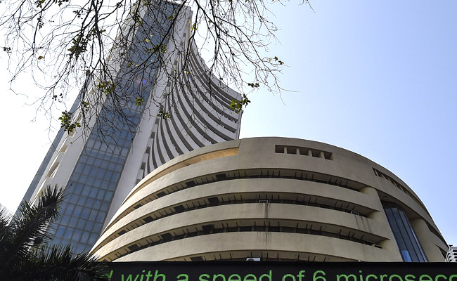 Sensex Trims Gains As Infosys, Maruti Suzuki Slip; Nifty Hovers At 12,000