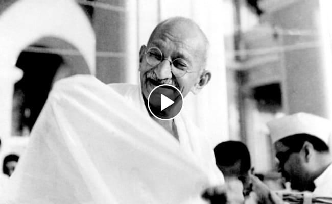 Amarinder Singh, ML Khattar Pay Tribute To Mahatma Gandhi